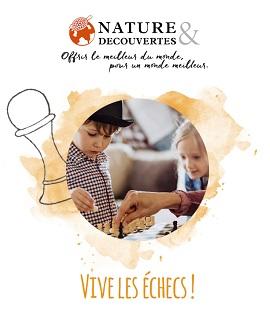 Appel à candidatures pour animer les ateliers échecs Nature ...
