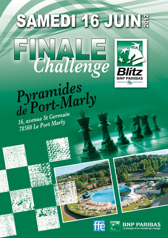 Challenge blitz bnp paribas ffe blog des f istes - 16 avenue de saint germain 78560 le port marly ...